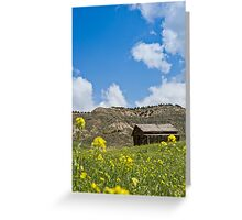 Of Times Gone By Greeting Card