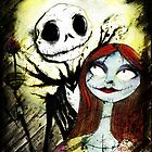 Jack and Sally  by LiamShawberry
