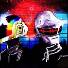 Daft Punk  by LiamShawberry