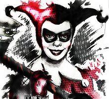 Harley Quinn  by LiamShawberry
