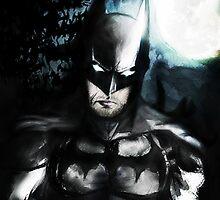 The Batman  by LiamShawberry