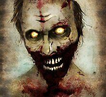 The Walking Dead - Swamper  by LiamShawberry