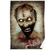 The Walking Dead - Swamper  Poster