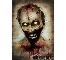 The Walking Dead - Swamper  Photographic Print