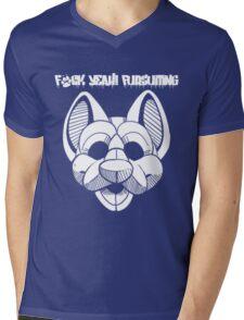 FYF Charity Tank/Tee Mens V-Neck T-Shirt