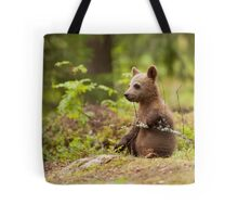 Lonely Cub Tote Bag