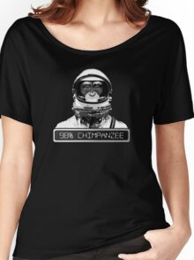 98% Chimpanzee Women's Relaxed Fit T-Shirt