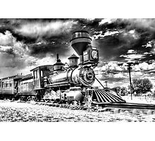 Denver Leadville & Gunnison No. 191 (N) B&W Photographic Print