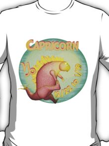 Capricorn little monsters by Valxart.com  T-Shirt