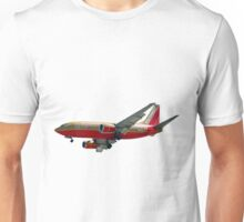 Southwest Airlines Boeing 737-500 Unisex T-Shirt