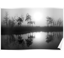 Peaceful Tranquility Poster