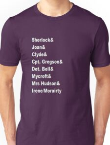 Why I love Elementary Unisex T-Shirt
