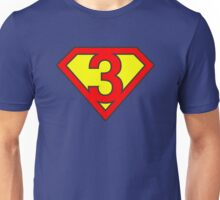 Superman 3 Unisex T-Shirt