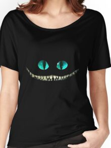 Cheshire Cat Smile Women's Relaxed Fit T-Shirt