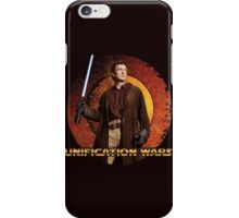 Unification Wars iPhone Case/Skin