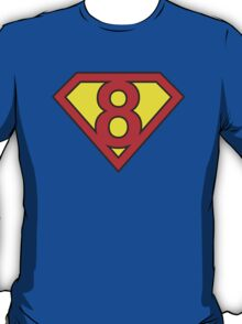 Superman 8 T-Shirt