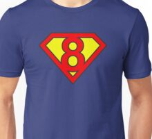 Superman 8 Unisex T-Shirt