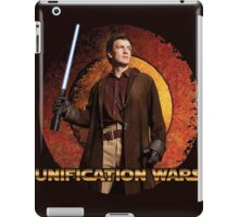 Unification Wars iPad Case/Skin