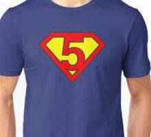 Superman 5 Unisex T-Shirt