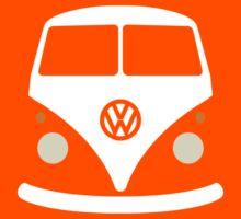 Volkswagen Split Bus (Minimal) Kids Clothes