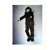 Sigur Rós -sleepwalking () boy Art Print