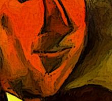 portrait of max jacobs Sticker