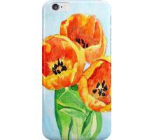 Beautiful Tulips iPhone Case/Skin