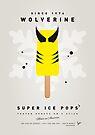 My SUPERHERO ICE POP - Wolverine by Chungkong