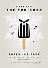 My SUPERHERO ICE POP - The Punisher by Chungkong