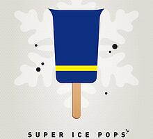 My SUPERHERO ICE POP - The Beast by Chungkong
