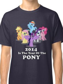 Year of the Pony Classic T-Shirt