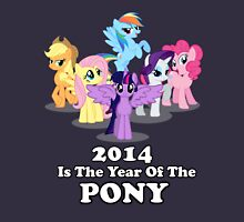 Year of the Pony Unisex T-Shirt