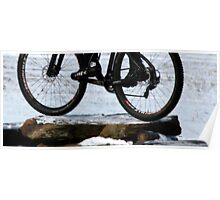 Lake 303 - Snow Run Poster