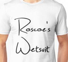 roscoe's wetsuit Unisex T-Shirt