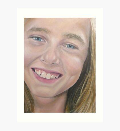 Kate Art Print