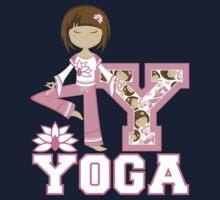 Yoga Girl One Piece - Long Sleeve