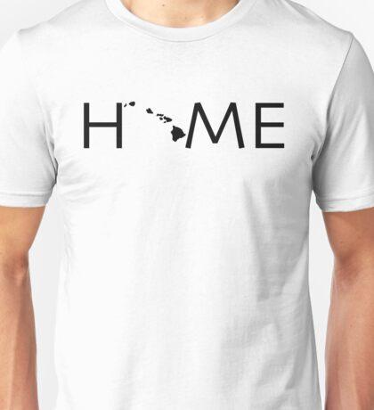 HAWAII HOME Unisex T-Shirt