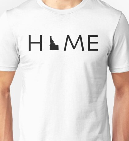IDAHO HOME Unisex T-Shirt