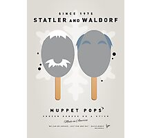 My MUPPET ICE POP - Statler and Waldorf Photographic Print