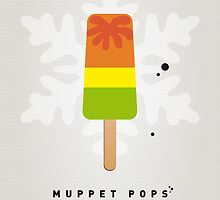 My MUPPET ICE POP - Scooter by Chungkong