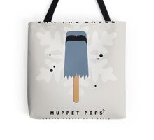 My MUPPET ICE POP - Sam the eagle Tote Bag