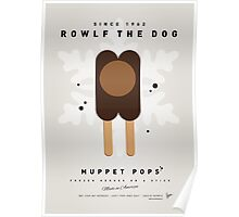 My MUPPET ICE POP - Rowlf Poster