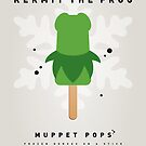 My MUPPET ICE POP - Kermit by Chungkong