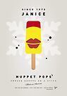 My MUPPET ICE POP - Janice by Chungkong