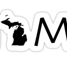 MICHIGAN HOME Sticker