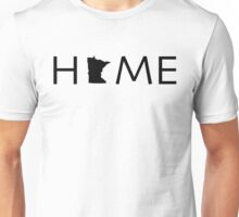 MINNESOTA HOME Unisex T-Shirt