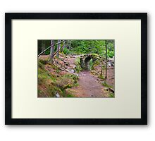 Bruar Walk Framed Print