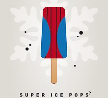 My SUPERHERO ICE POP - Spiderman by Chungkong