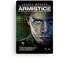 Armistice Movie Poster  Canvas Print