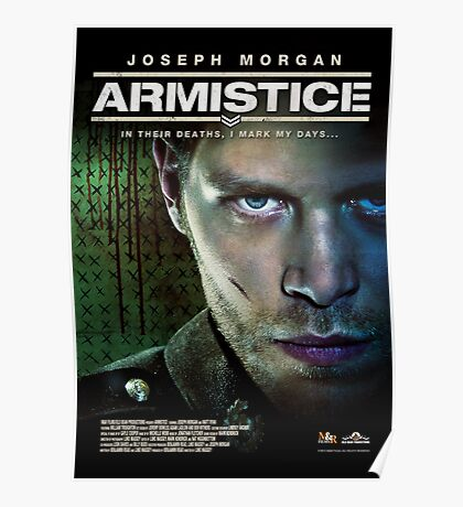 Armistice Movie Poster  Poster